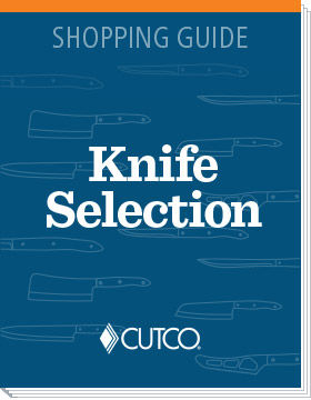 Cutco's Knife Selection