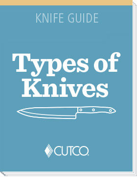 Learn more about the types of knives