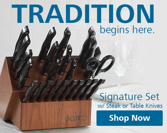 The Cutco Signature Set