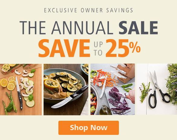 The Annual Sale