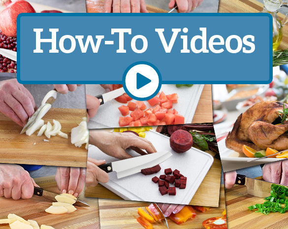 Cooking and How-to Videos
