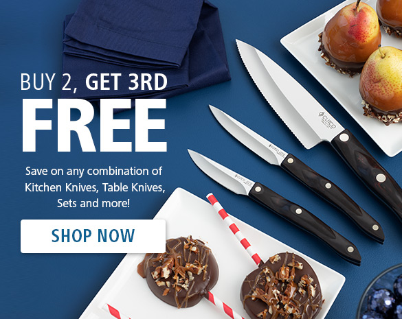 Buy 2, Get 3rd FREE