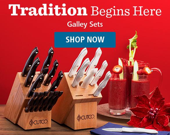 The Cutco Galley Set