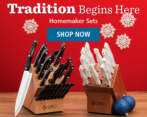 The Cutco Homemaker Set
