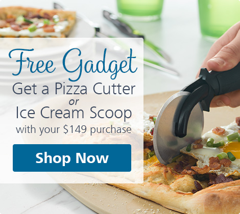 Free Gadget With $149 purchase