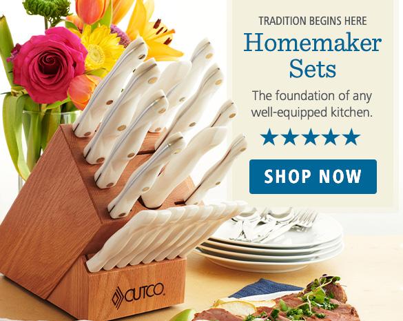 The Cutco Homemaker Set