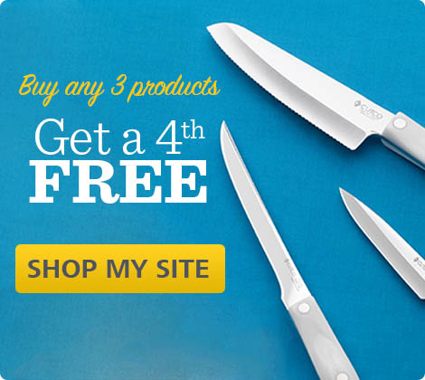 Buy Any 3 Products, Get the 4 FREE.