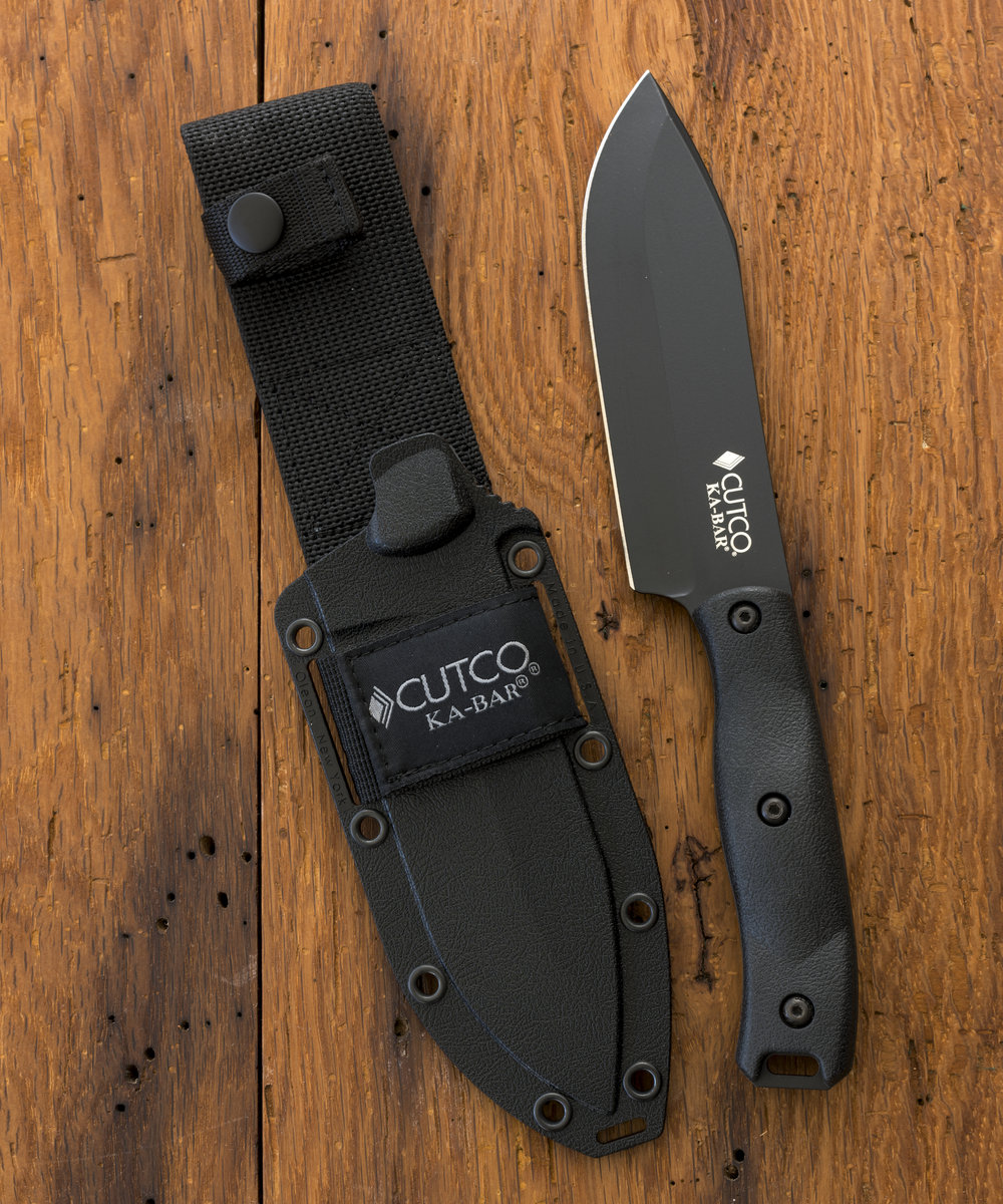 CUTCO®/KA-BAR® Outdoorsman | Sporting Knives by Cutco