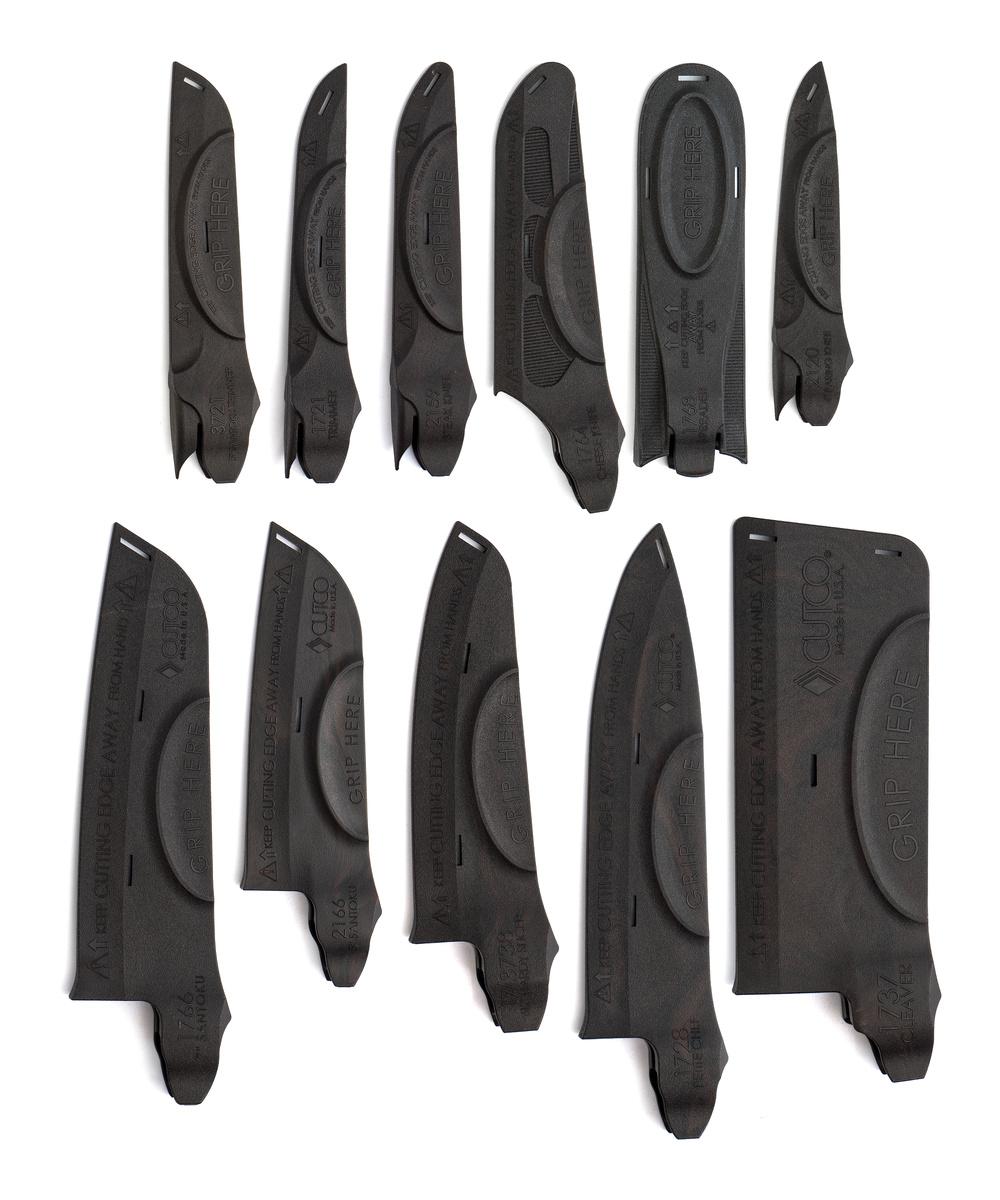 Kitchen Knife Sheaths   Storage Sheaths by Cutco