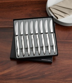 8-Pc. Stainless Table Knife Set in Gift Box