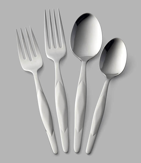 4-Pc. Stainless Place Setting