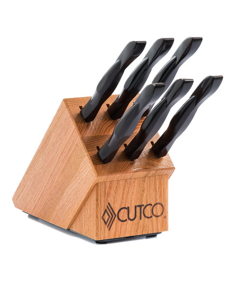 6-Pc. Table Knife Set with Block