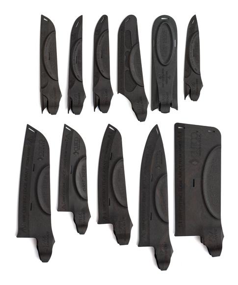 Kitchen Knife Storage Sheaths