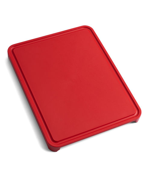Red Medium Cutting Board