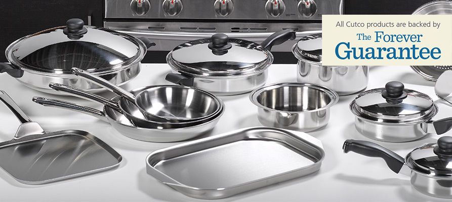 American Made Cookware by Cutco
