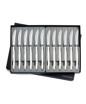 12-Pc. Stainless Table Knife Set in Gift Box