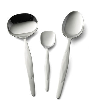 3-Pc. Stainless Hostess Set
