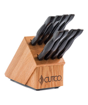 8-Pc. Table Knife Set with Block