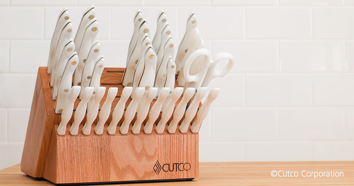 Ultimate Set With Block 37 Pieces Knife Block Sets By