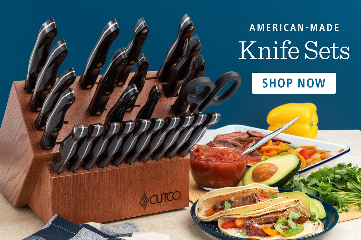 American-Made Knife Sets