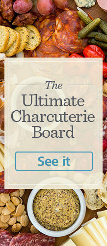 Create the ultimate charcuterie board