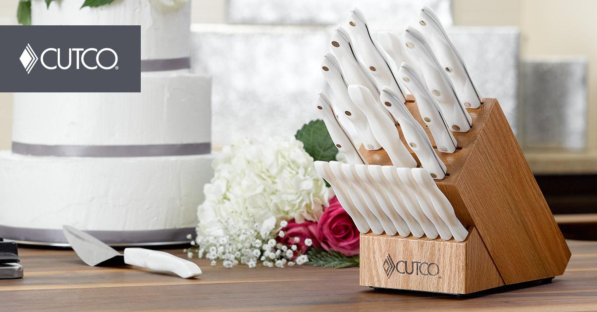 Cutco Wedding And Gift Registry
