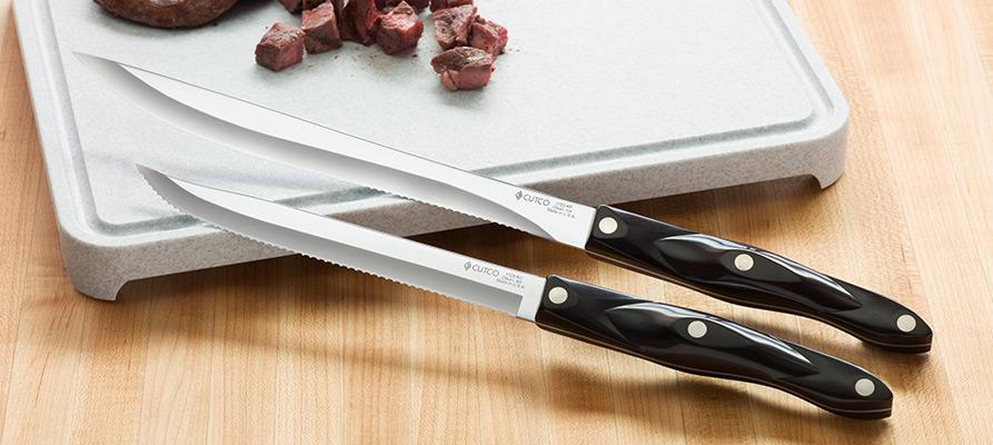 Caring & Slicing Knives