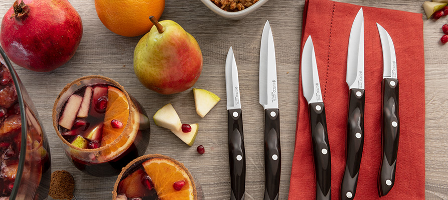 Fruit and Vegetable Knives
