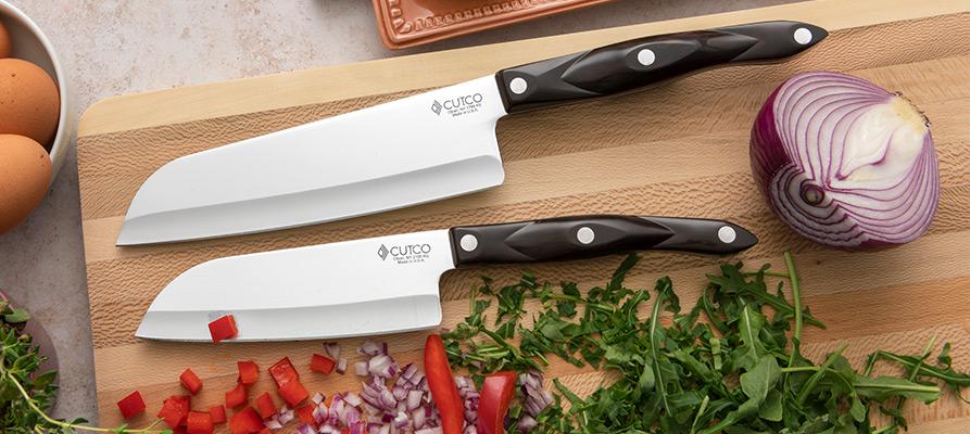 Santoku-Style Knives