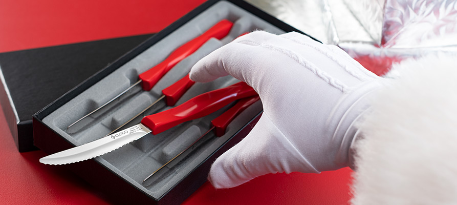 4-Pc. Table Knife Set in Gift Box
