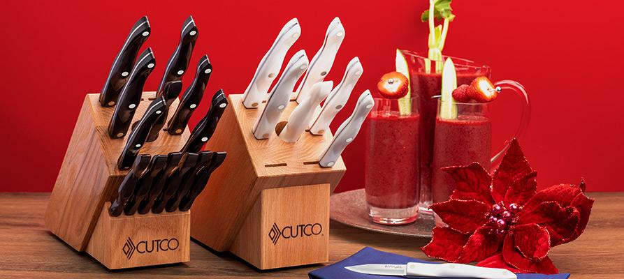 Knife Sets w/ Block