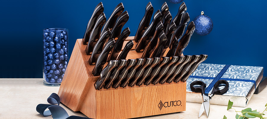 Ultimate Set with Steak Knives