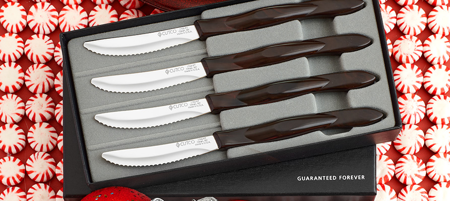 4-Pc. Table Knife Set