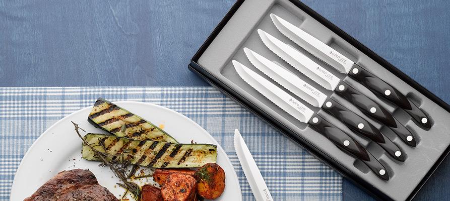 4-Pc. Steak Knife Set