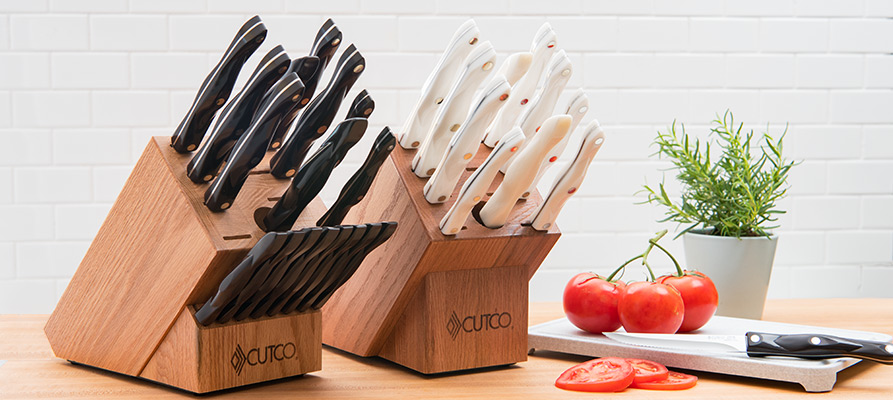 Knife Sets w/ Block
