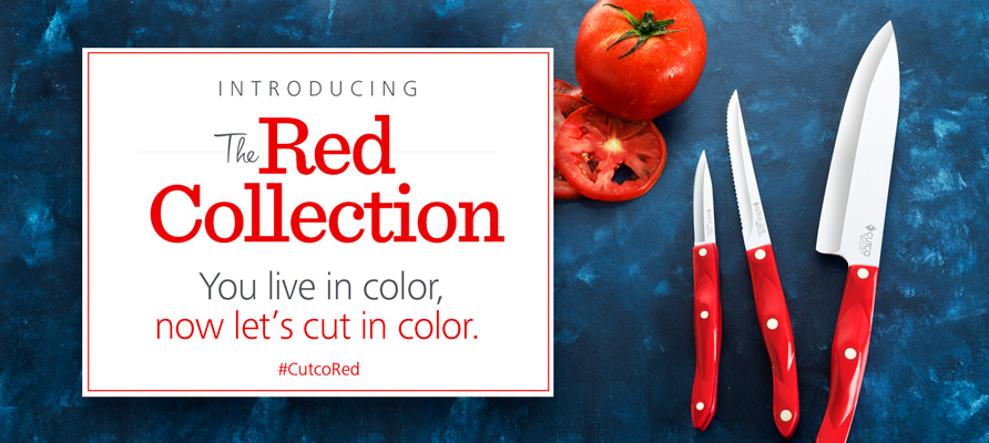 Introducing The Red Collection