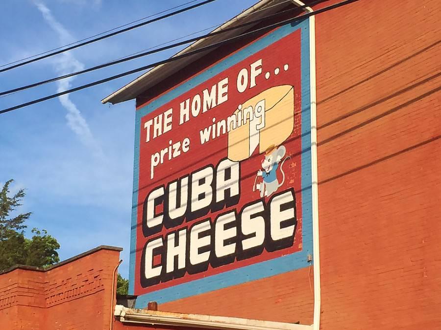 Cuba Cheese Shop