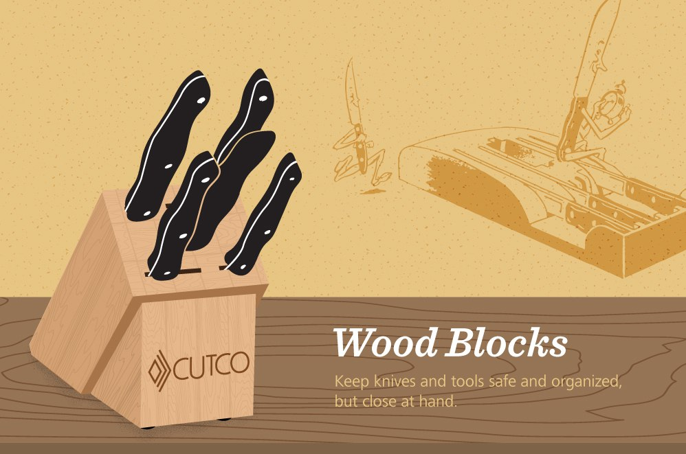 Infographic: How to Care for Kitchen Knives