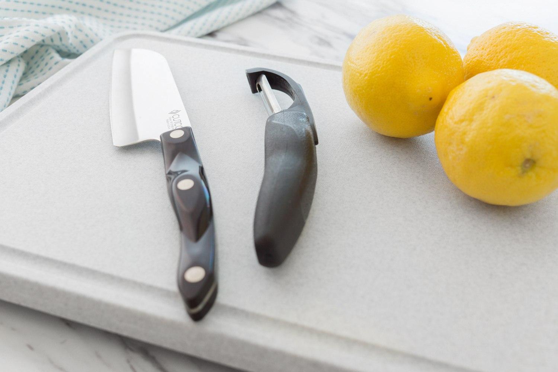 Make Lemon Zest Without a Zester