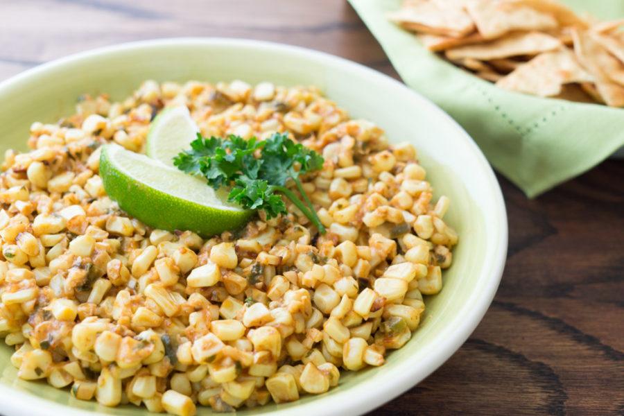 Fresh Corn Side Dishes
