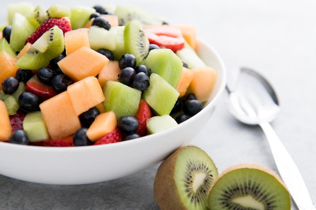 Marinated Fruit Salad